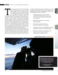 Marine Technology Magazine, page 20,  Nov 2020