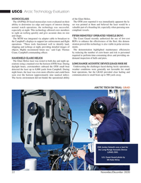 Marine Technology Magazine, page 22,  Nov 2020