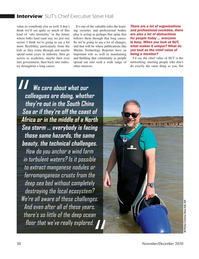 Marine Technology Magazine, page 30,  Nov 2020