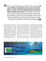 Marine Technology Magazine, page 31,  Nov 2020