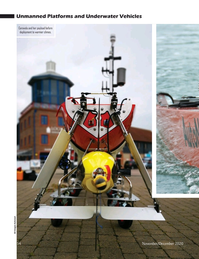 Marine Technology Magazine, page 34,  Nov 2020