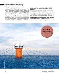 Marine Technology Magazine, page 46,  Nov 2020