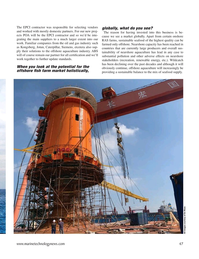 Marine Technology Magazine, page 47,  Nov 2020