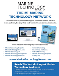 Marine Technology Magazine, page 49,  Nov 2020