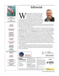Marine Technology Magazine, page 4,  Nov 2020