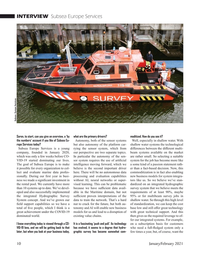 Marine Technology Magazine, page 10,  Jan 2021
