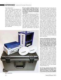 Marine Technology Magazine, page 12,  Jan 2021