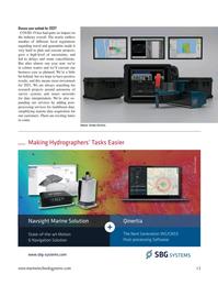 Marine Technology Magazine, page 13,  Jan 2021