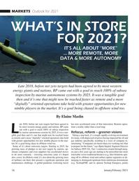 Marine Technology Magazine, page 16,  Jan 2021
