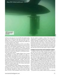 Marine Technology Magazine, page 21,  Jan 2021