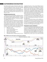 Marine Technology Magazine, page 22,  Jan 2021