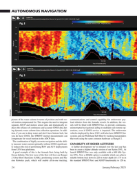 Marine Technology Magazine, page 24,  Jan 2021