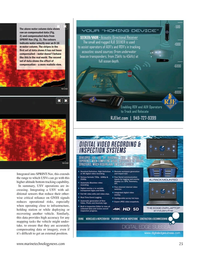Marine Technology Magazine, page 25,  Jan 2021
