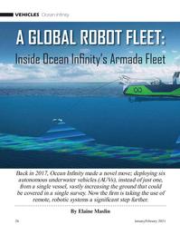 Marine Technology Magazine, page 26,  Jan 2021