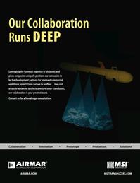 Marine Technology Magazine, page 1,  Jan 2021