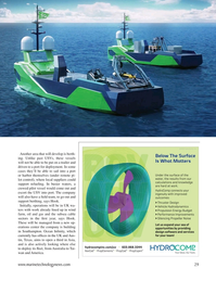 Marine Technology Magazine, page 29,  Jan 2021