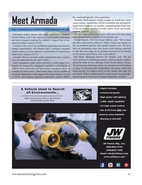 Marine Technology Magazine, page 31,  Jan 2021