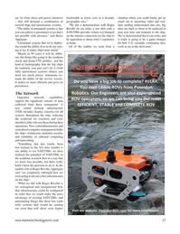 Marine Technology Magazine, page 37,  Jan 2021