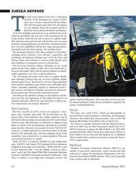 Marine Technology Magazine, page 42,  Jan 2021
