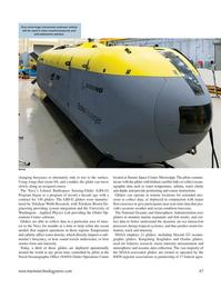 Marine Technology Magazine, page 47,  Jan 2021