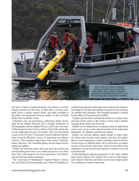 Marine Technology Magazine, page 49,  Jan 2021