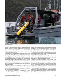Marine Technology Magazine, page 49,  Jan 2021