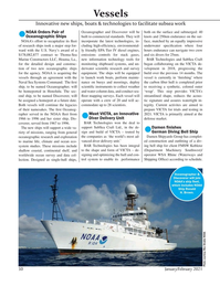 Marine Technology Magazine, page 50,  Jan 2021