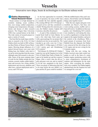 Marine Technology Magazine, page 52,  Jan 2021