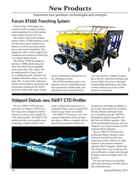 Marine Technology Magazine, page 56,  Jan 2021