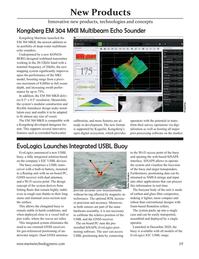 Marine Technology Magazine, page 59,  Jan 2021