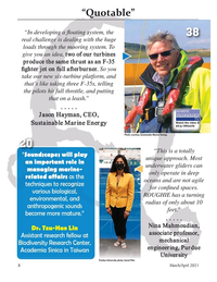 Marine Technology Magazine, page 8,  Mar 2021