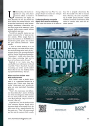 Marine Technology Magazine, page 11,  Mar 2021