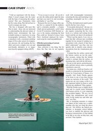 Marine Technology Magazine, page 12,  Mar 2021