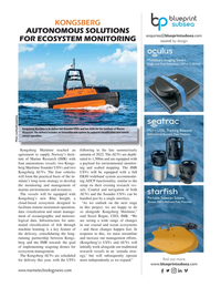 Marine Technology Magazine, page 15,  Mar 2021