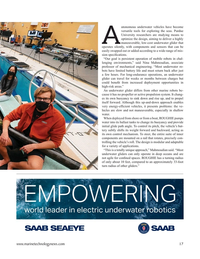 Marine Technology Magazine, page 17,  Mar 2021