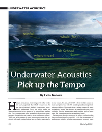 Marine Technology Magazine, page 20,  Mar 2021