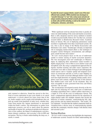 Marine Technology Magazine, page 21,  Mar 2021