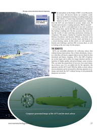 Marine Technology Magazine, page 27,  Mar 2021