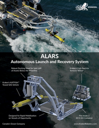 Marine Technology Magazine, page 1,  Mar 2021