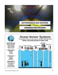 Marine Technology Magazine, page 29,  Mar 2021