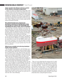Marine Technology Magazine, page 40,  Mar 2021