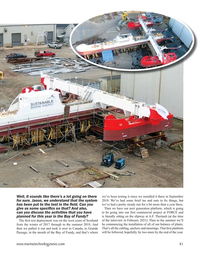 Marine Technology Magazine, page 41,  Mar 2021