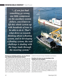Marine Technology Magazine, page 42,  Mar 2021