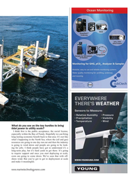 Marine Technology Magazine, page 43,  Mar 2021