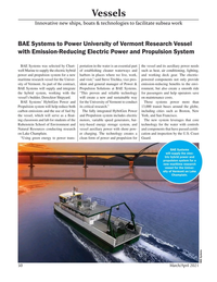 Marine Technology Magazine, page 50,  Mar 2021
