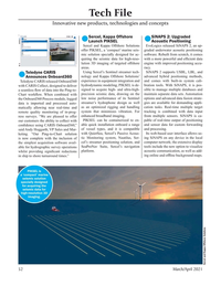 Marine Technology Magazine, page 52,  Mar 2021