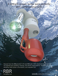 Marine Technology Magazine, page 4th Cover,  Mar 2021