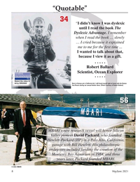 Marine Technology Magazine, page 8,  May 2021