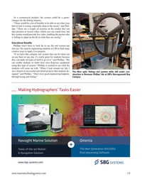 Marine Technology Magazine, page 19,  May 2021