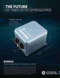 Marine Technology Magazine, page 1,  May 2021